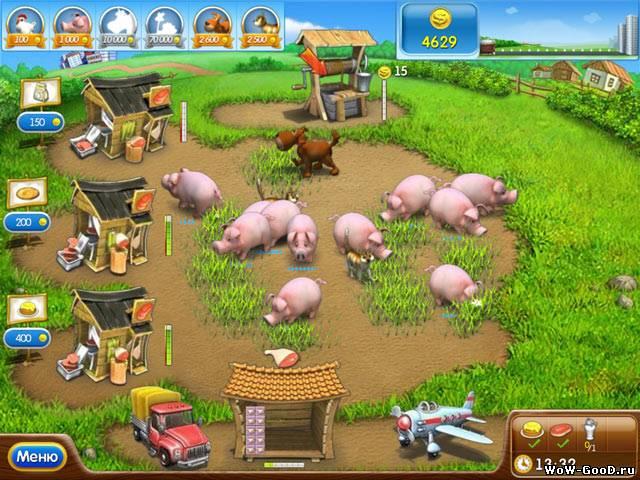 Скачать Ключ к игре веселая ферма 2 бесплатно - полная-версия. скачать игры как дост