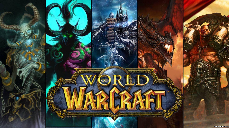 Золотая лихорадка World of Warcraft