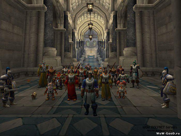 Зависимость от ролевой игры World of Warcraft