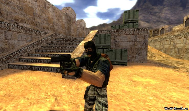 Тактические умения Counter Strike 1.6
