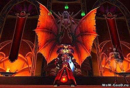 Вещи и предметы в игре World of Warcraft